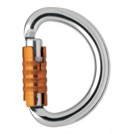 OMNI TRIACT-LOCK half round snap hook - PETZL