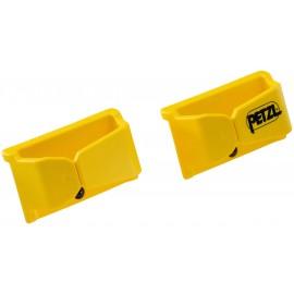 Lot de 2 porte-connecteurs de longe - PETZL