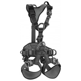 HARNAIS ASTRO BOD FAST BLACK version international 2019 - PETZL