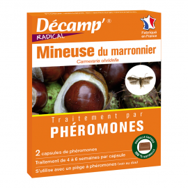 Phéromones spéciales Mineuse du marronnier