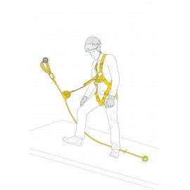 KIT ASAP FALL ARREST - PETZL