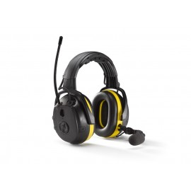 BLUETOOTH SECURE 2H SYNERGY NOISE-CANCELLING HEADSET - HELLBERG