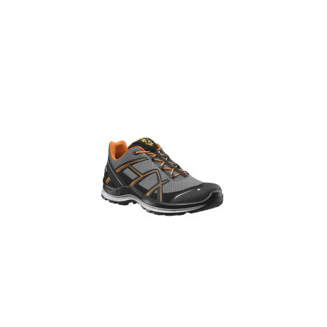 CHAUSSURES HAIX BLACK EAGLE 2.1 LOW GRIS/ORANGE