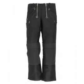 PANTALON 2 ZIPS HARALD STRETCH