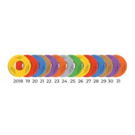 Anneau 2020 YEAR RING BLUE COUSIN