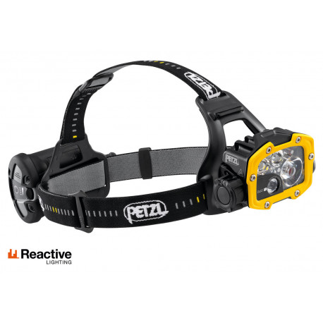 Lampe frontale rechargeable DUO RL 3000lm - PETZL®