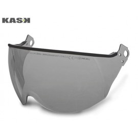 TINTED SCRATCH-RESISTANT VISOR FOR KASK HELMET