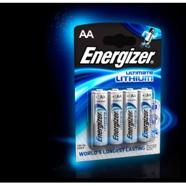 PILE ENERGIZER ULTIMATE LITHIUM