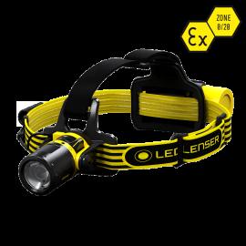 Lampe frontale EXH8 EX-ZONE 0/20 ATEX