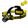 Lampe frontale EXH8 EX-ZONE 0/20 ATEX à piles 180lm - LED LENSER