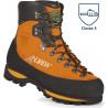 Chaussures anticoupures ROZES WOOD Sympatex Orange Classe 3 - Andrew®